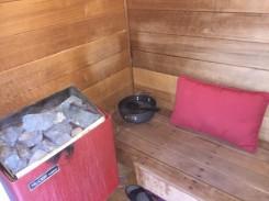 Spa with Sauna