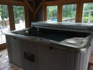 Spa with Jacuzzi / Sauna