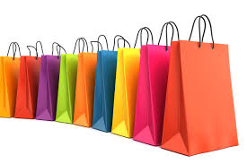 Attractions Shopping bags